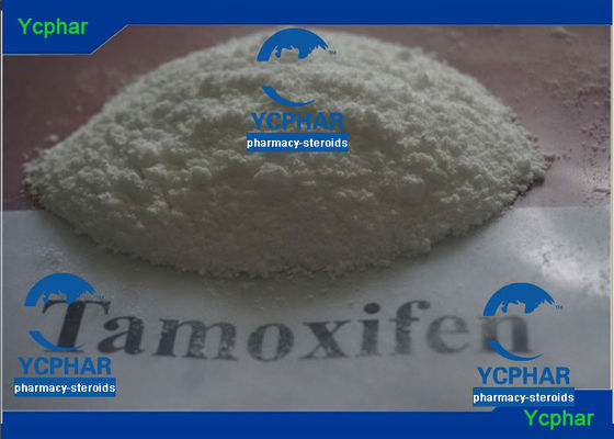 China Tamoxifen Nolvadex Pharmaceutical Raw Materials Anti Breast Cancer CAS 10540-29-1 Tamoxifen Citrate supplier