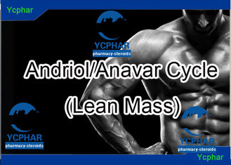 Lean Mass 53 39 4 Anabolic Steroids Cycles Andriol Anavar Oxandrolone