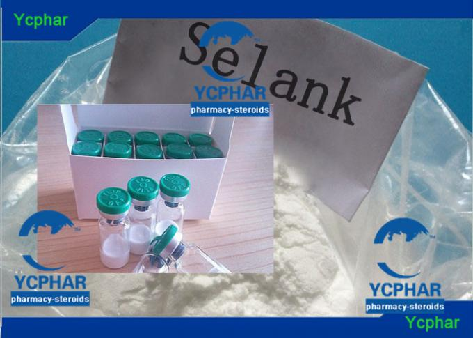 Selank Peptide Growth Hormone Peptides For Fat Loss Anti Anxiety Anti Phobic