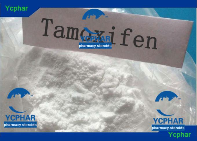 Tamoxifen Nolvadex Pharmaceutical Raw Materials Anti Breast Cancer CAS 10540-29-1 Tamoxifen Citrate