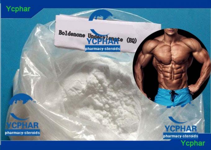 White Powder Boldenone Steroid Equipoise Boldenone Undecylenate Cycle C30H44O3