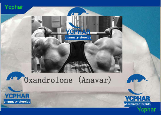 China 53-39-4 Protiva Oral Anabolic Steroids C19H30O3 Oxandrolone Anavar Powder factory