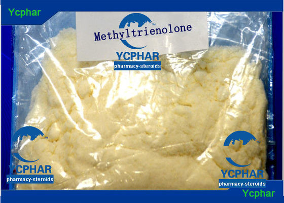 China Methyltrienolone Oral Tren 965-93-5 Methyl Trenbolone Androgenic Anabolic Steroids factory