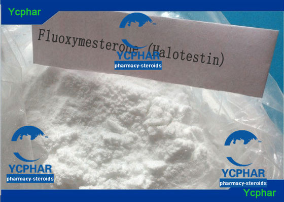 China Fluoxymesterone Anabolic Testosterone Injection For Bodybuilding CAS 76-43-7 factory