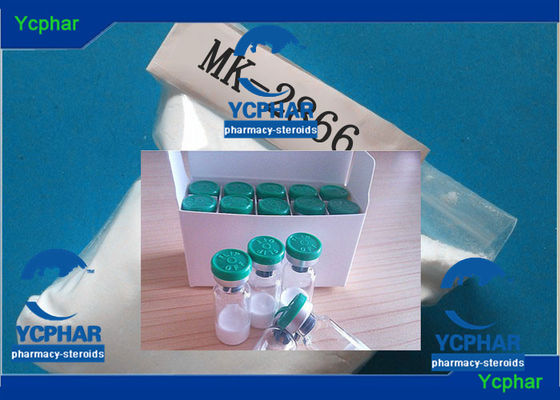 Ostarine MK-2866 Healthy Weight Loss Steroid Muscle Building Peptides 841205-47-8